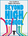Image showing cover of the Beyond High School Booklet