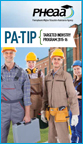 Image showing cover of the PA-TIP Brochure